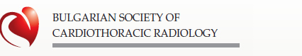 Bulgarian society of cadiothoracic radiology logo